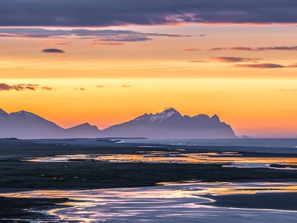 East Iceland photography tour, Fjords, puffins & blue ice