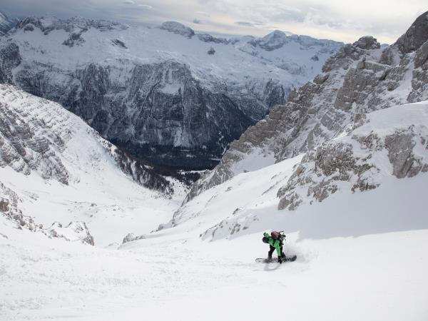Slovenia ski touring holiday