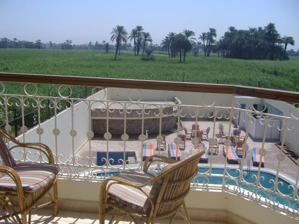Luxor holiday apartments, Egypt