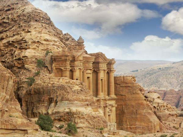 Petra & Palestine holiday, small group