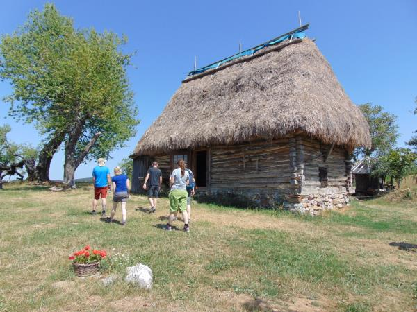 Romania activity holiday, Western Carpathians