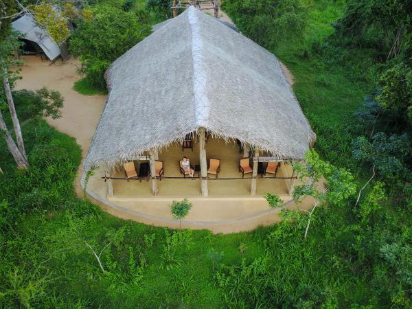 sri lanka eco lodge accommodation yala national park sri. Black Bedroom Furniture Sets. Home Design Ideas