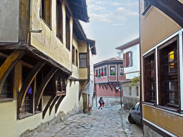 Bulgaria self-guided walking and spa holiday