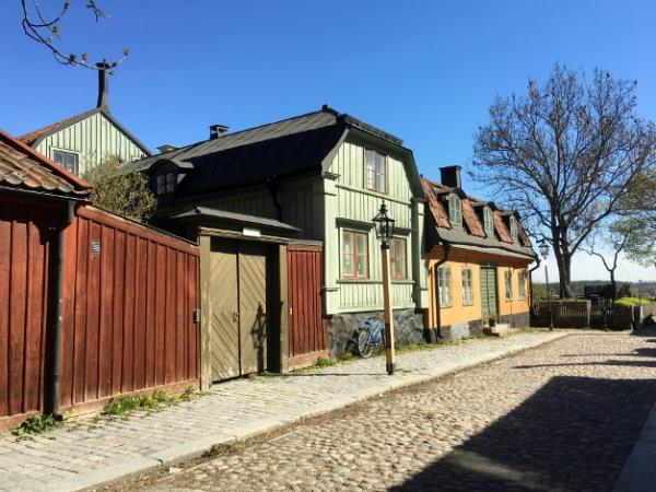 Stockholm hiking holiday