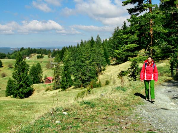 Self-guided hiking Bulgaria, Rhodopes