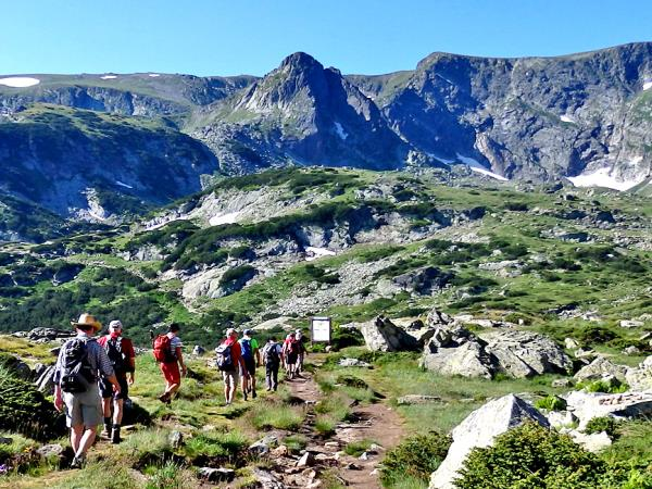 Bulgaria is such a suitable places for those keen on hiking