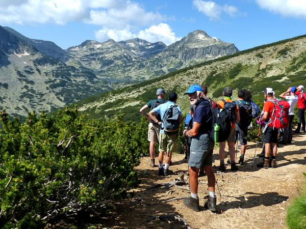 Bulgaria mountains hiking and culture holiday