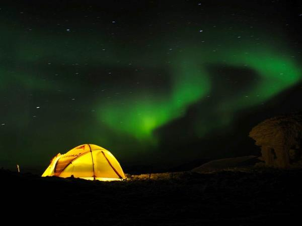 Svalbard and Northern Lights holiday