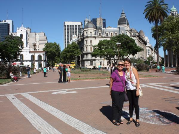 Argentina holiday, Bahia Bustamante & Buenos Aires