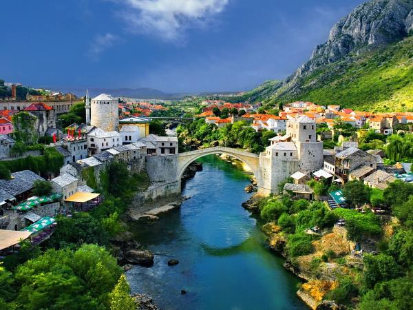 Highlights of Croatia, Bosnia and Montenegro