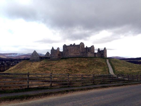 Scotland self guided walking holiday