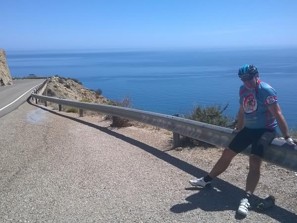 Southern Spain road cycling holiday, 6 days