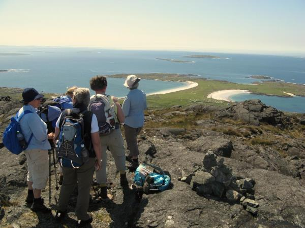 Wild Atlantic Way walking holiday in Ireland