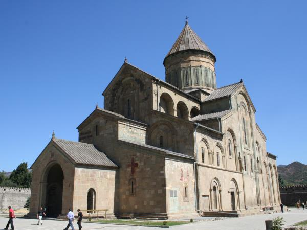 Georgia tour, jewel of the Caucasus