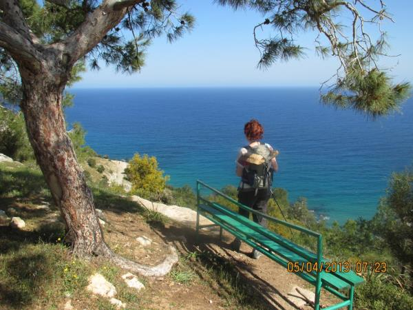 Cyprus self-guided walking, North & South