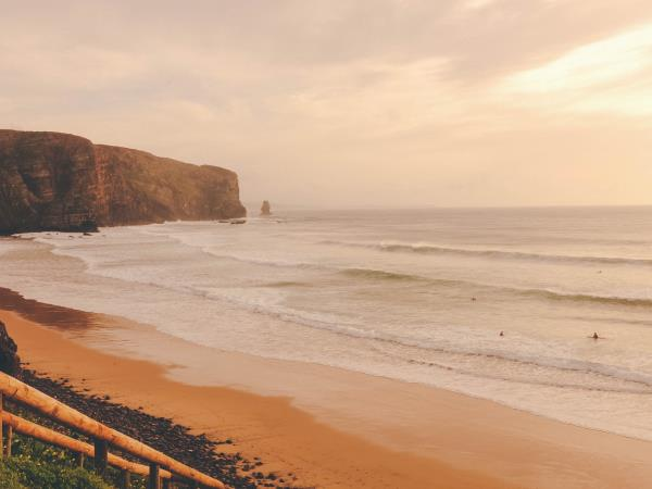 Yoga, surf and nutrition holiday in Portugal