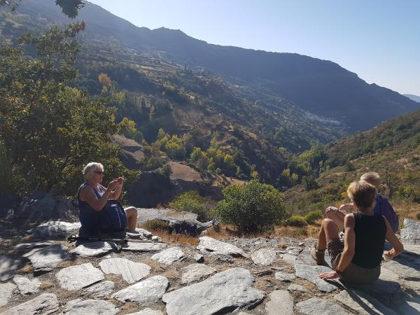 Andalucia walking holiday, Autumn in Spain