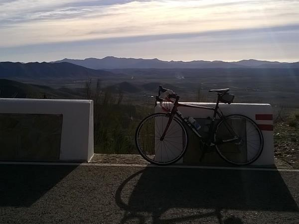 8 Day Road Cycling holiday in Southern Spain