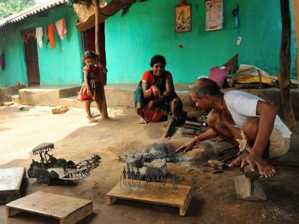 Central India holiday, journey through Chhattisgarh