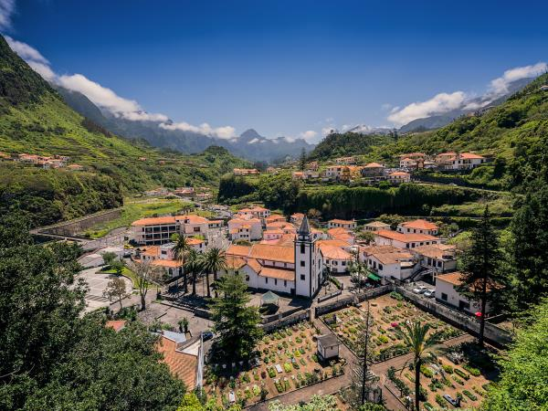 Madeira small group holiday, wildlife & nature