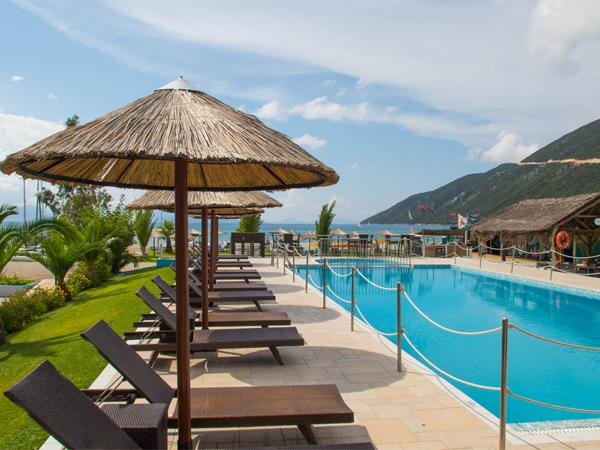 Greece multi activity holiday in Vassiliki, hotel based