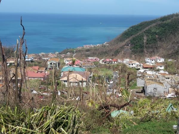 Dominica holiday, after the hurricane