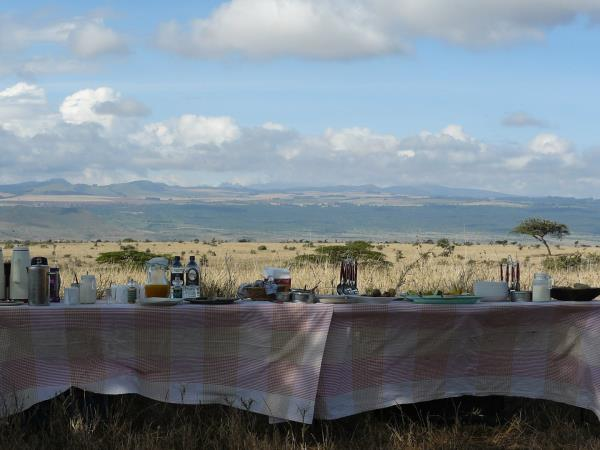 Kenya conservation and research safari