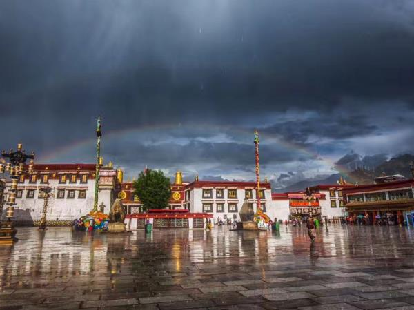 Tibet pilgrimage tour, Lhasa to Everest Base camp