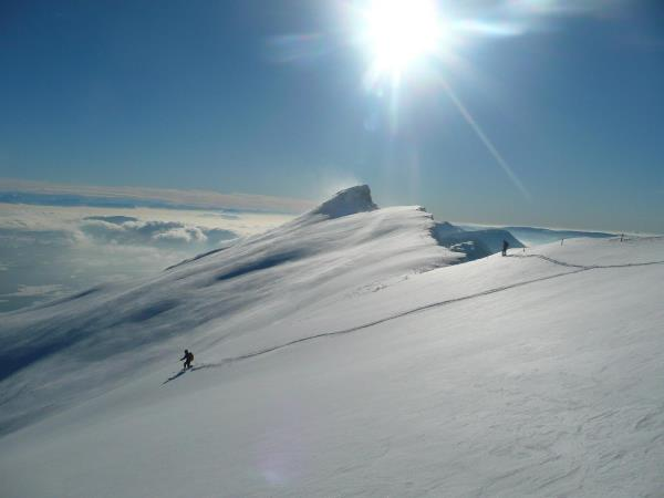 Jura cross country ski touring, France & Switzerland