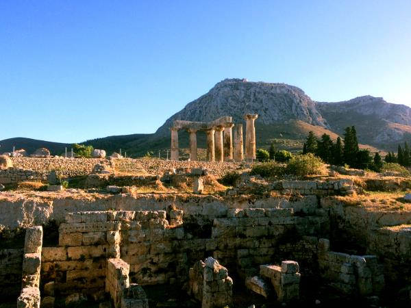 Peloponnese tailor made tour including the Mani Peninsula