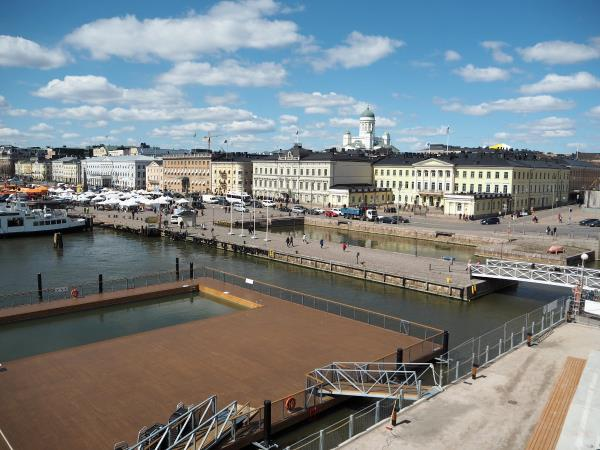 Lake District of Finland and Helsinki family holiday by train