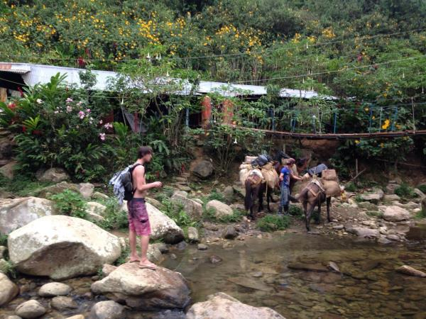 Trekking holiday in Colombia