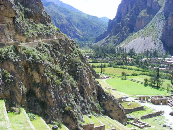 Peru trekking tour, tailor made