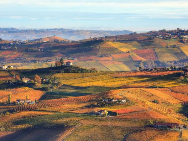 Italy cycling holiday, Piedmont region