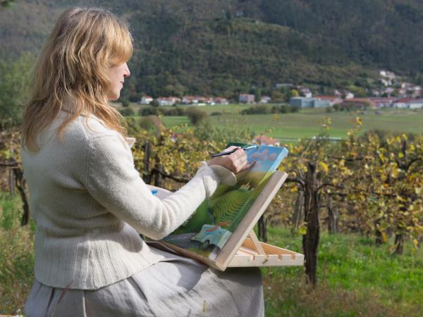 Slovenia painting tour