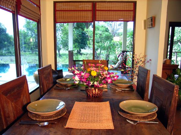 Udon Thani accommodation in Thailand