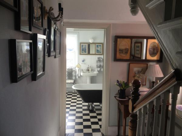 Lewes bed and breakfast, South Downs, England