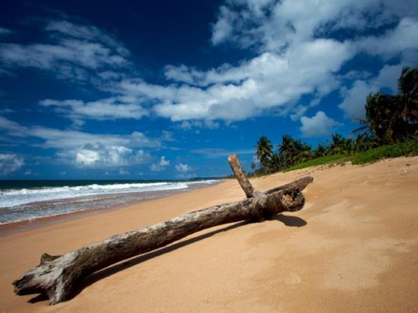 Ghana coastal trekking holiday, Cape Three Points