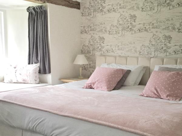 Berwick bed and breakfast, South Downs, England