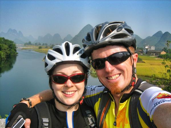 Yangshuo adventure holiday, China