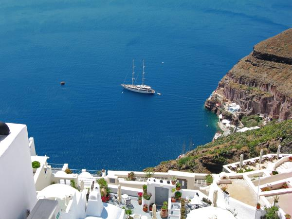 Greek Island cruising holiday