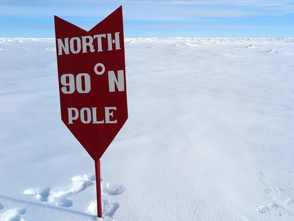 North Pole expedition cruise