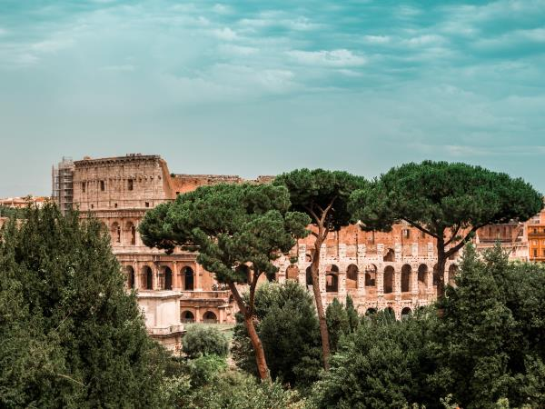 Southern Europe rail tour, 16 days
