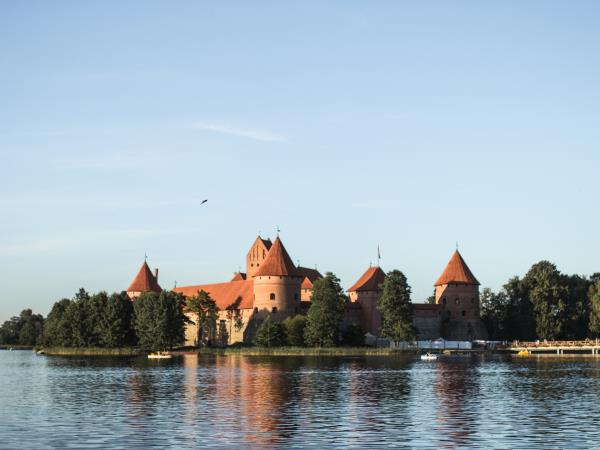 Lithuania small group holiday, 7 days
