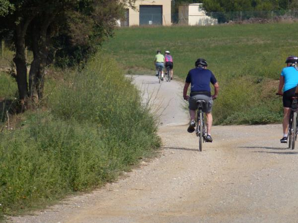 Gastronomic cycling tour in Catalonia, Spain