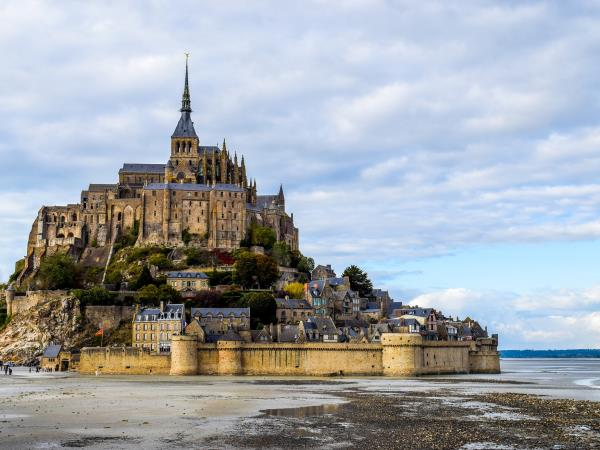 Normandy tour, cultural and natural riches
