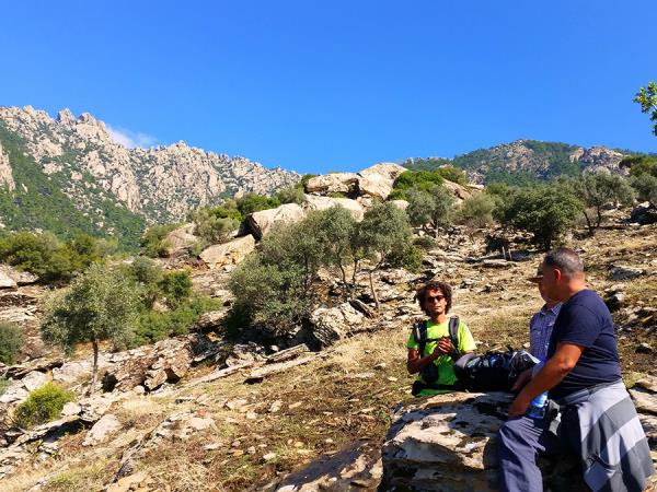 The Carian Trail walking holiday in Turkey