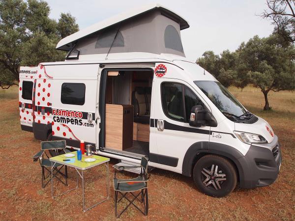 28a301bcc4 Malaga self drive campervan holiday