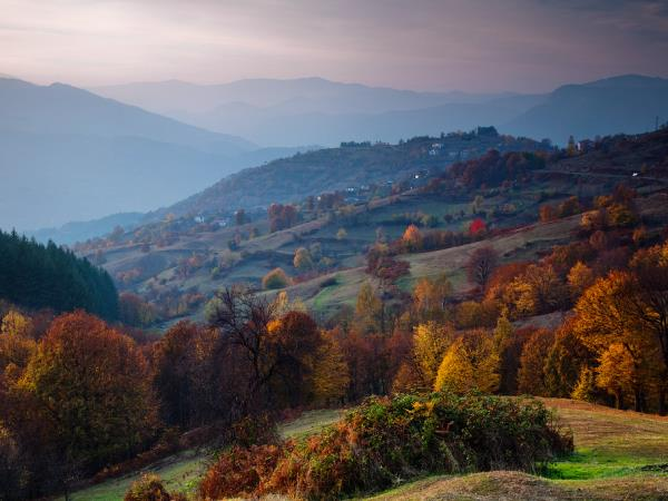 Rhodope Mountains walking holiday in Bulgaria