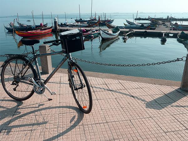 Porto to Lisbon cycling holiday, self guided